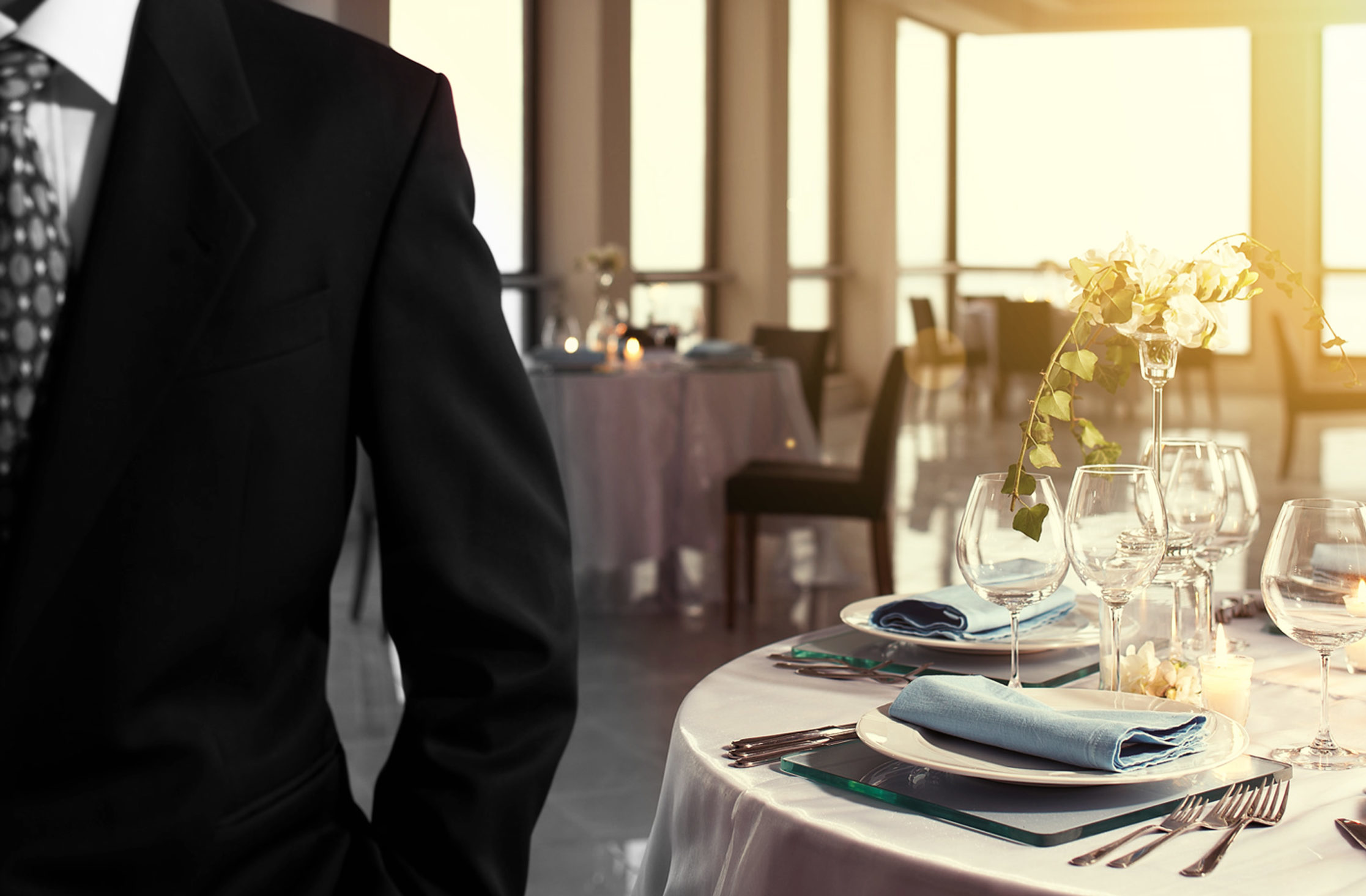 9月23日15時〜:ボディランゲージとテーブルマナー5時間単発講座